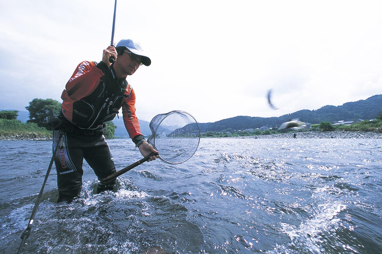 島啓悟さんの仕掛け(2006年)